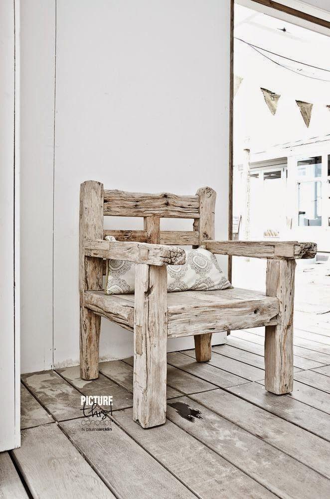 ☆ Méchant Studio Blog: natural wood love