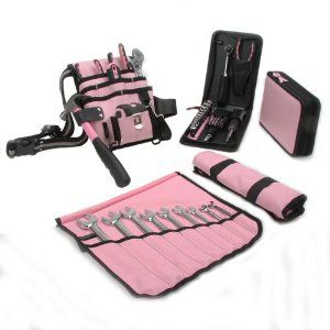 Pink Craftsman Tools | Pink Tool Kits For Women Are NOT A Romantic Gift!