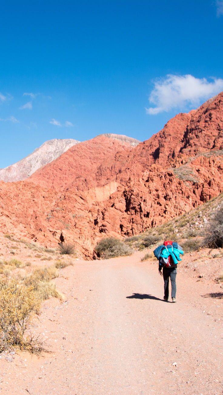 Prenez En Plein Les Yeux Dans La Quebrada De Huamahuaca Argentine Voyage Argentine Amerique Du Sud