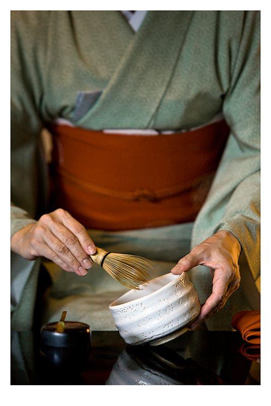 【 Chasen-toji 】Ceremonia de té japonés, Japon, Sado