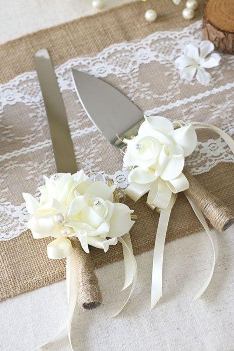25 best wedding cake knives ideas on pinterest