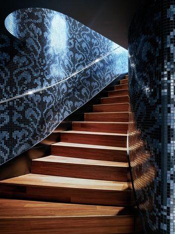 Flagship Store Parigi #Bisazza #mosaic