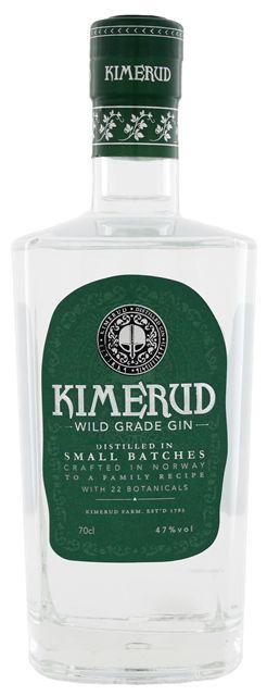 Kimerud Wild Grade Gin online kopen in Nederland en Belgie prijs