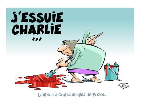 L'humour Charlie n'est pas mort