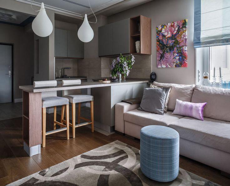 Panelházban szépet - 73m2-es lakás kellemes színek textúrák anyagok kombinációjával