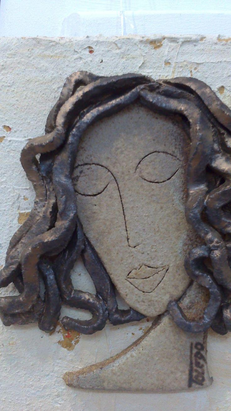 ceramicaonline: Un toque femenino en cerámica