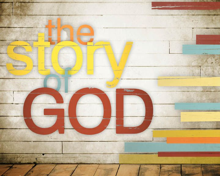 """Oct. 27, 2015, """"The Story of God"""" Morning Devotion with David & Kara - http://masterworkcenter.com/oct-27-2015-the-story-of-god-morning-devotion-with-david-kara/"""
