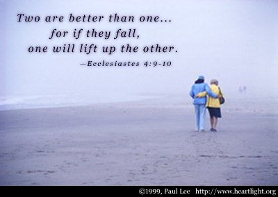 Ecclesiastes 9 verse 11 | Proverbs 17:17 ~ A friend loves at all times, and a brother is born ...