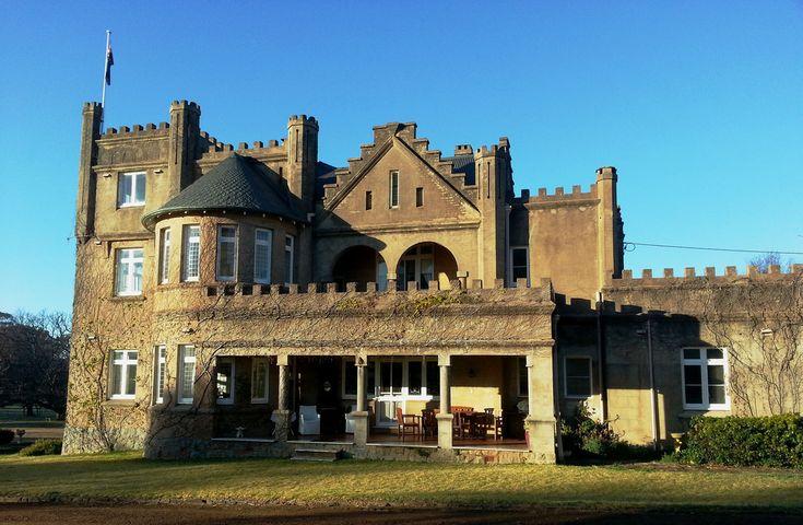 Kings Plains Castle, near Glen Innes, N.S.W.