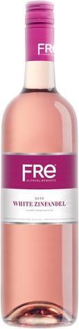 White Zinfandel  Enjoy the taste of wine with no alcohol :)
