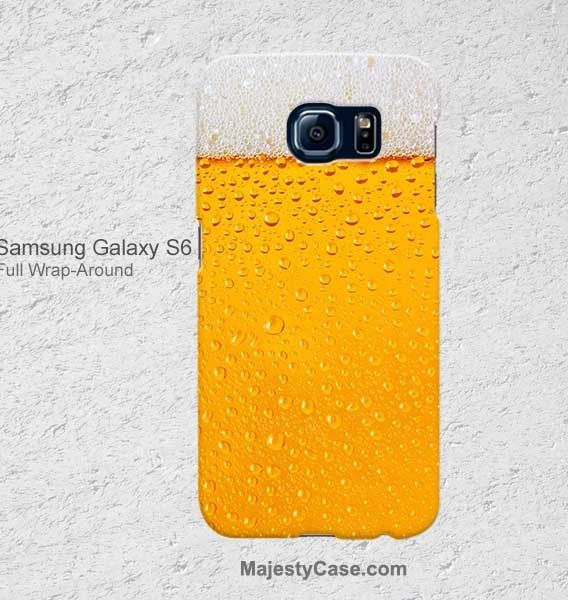 Beer Samsung Galaxy S6 Case S5 S4 S3 Cover - Majesty Case