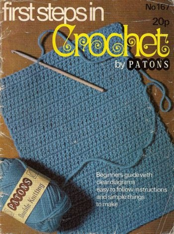 Learn to crochet- a Bucket List item! Maybe this year I will finally learn to do it!