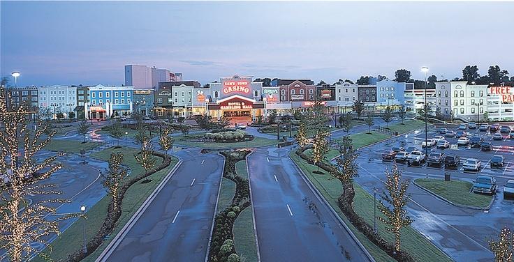 Sams Town Hotel amp Casino Tunica located in Tunica