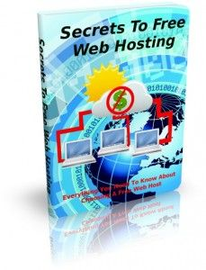 Secrets To Free Web Hosting