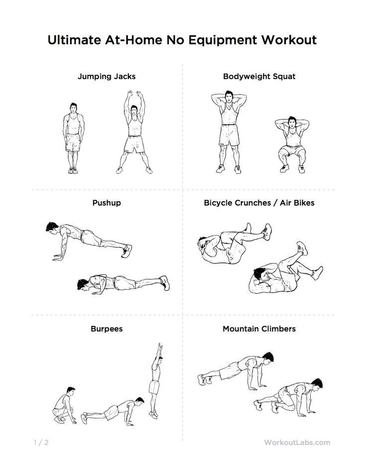 Home Workout Plan For Men 34 best workout images on pinterest | health, workout fitness and