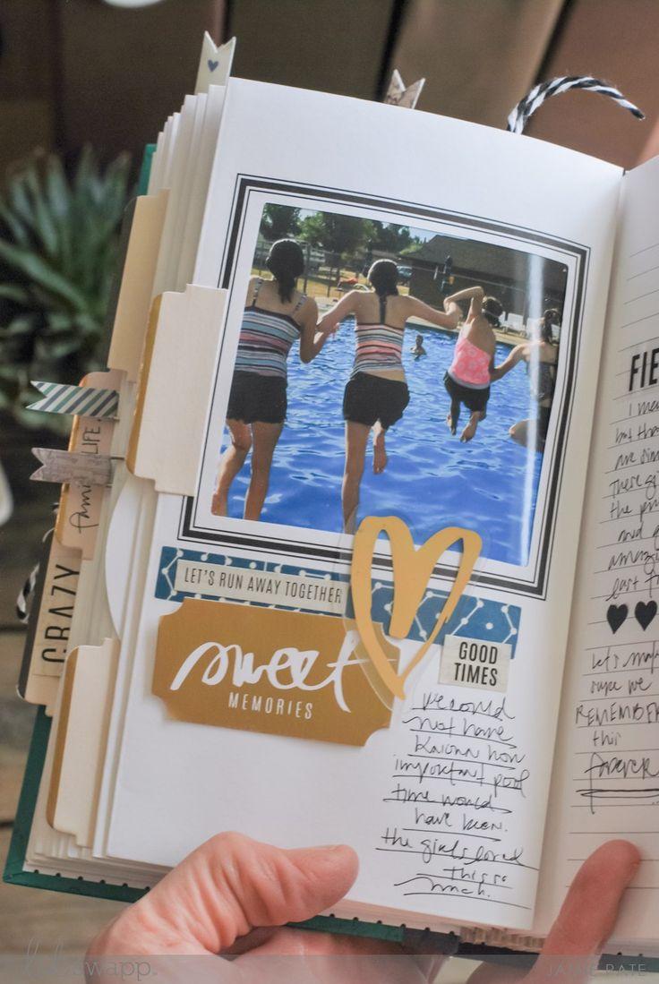 Makings of a Memory Keeper   How to Print Photos by Jamie Pate for Heidi Swapp   @jamiepate for @heidiswapp