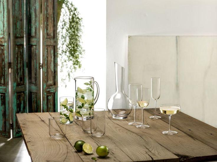 Gläser Und Karaffen Im Modernen Stil / Glassware In Modern Style | Luigi  Bormioli | Ambiente. ModernDesignStyle