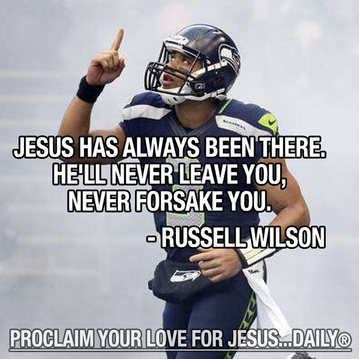 Russell Wilson quarterback from Seattle Seahawks.
