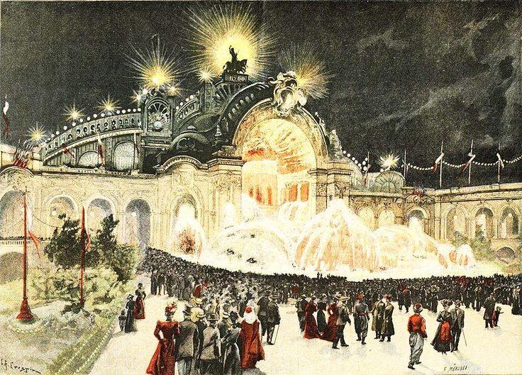 Exposition universelle de Paris1900