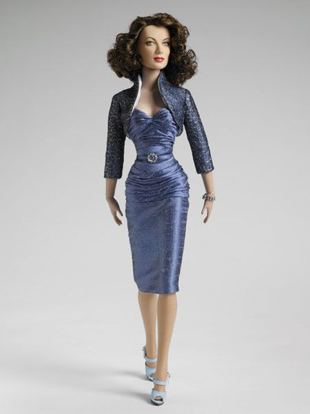 Ava Gardner™ Collection | Tonner Doll Company - Dinner with Ol' Blue Eyes