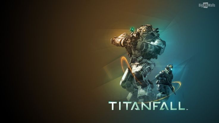 TitanFall Game HD Wallpaper