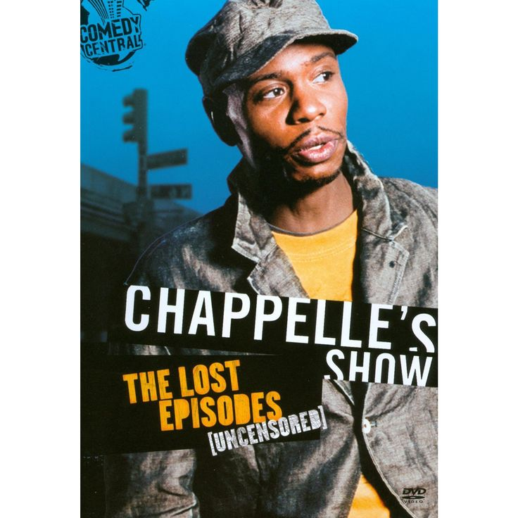 Chappelle's Show: The Lost Episodes [Uncensored]