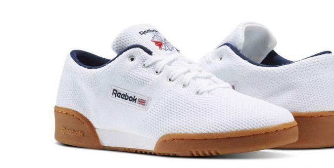 Reebok's New Sneaker Mixes Retro Looks With Modern Performance