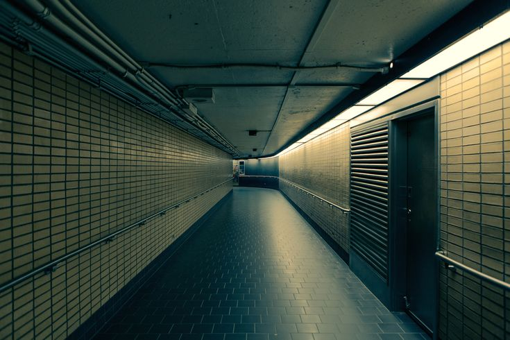 Underground Montreal-  Photo by: *safe solvent™