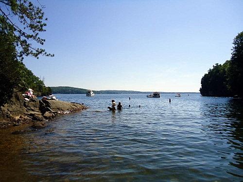 Lac Champlain, Vermont