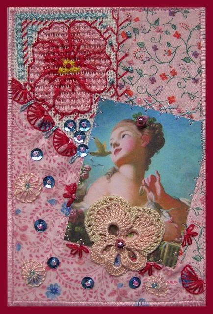 Postcard by angéliquepatch, via Flickr