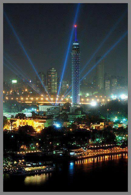 Cairo Tower .Cairo #Egypt