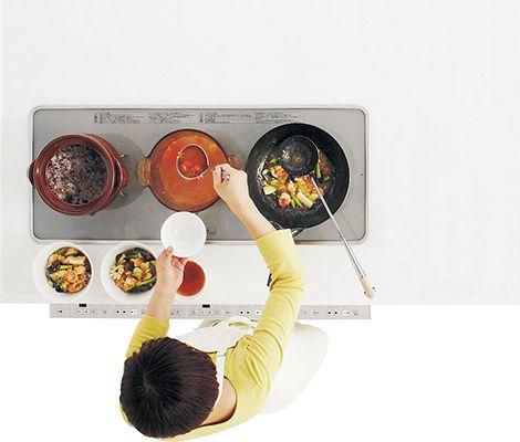 料理が楽しくなる!マイベストキッチンをリフォームで手に入れよう   住宅リフォームのヒント集   Panasonic