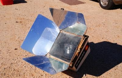 Cooking with a Solar Oven: Solar Dishes,  Solar Collector, Solar Ovens, Rv Living Com Cooking,  Solar Furnac, Solar Cooking Haybox, Solar Cookinghaybox, Rv Cooking