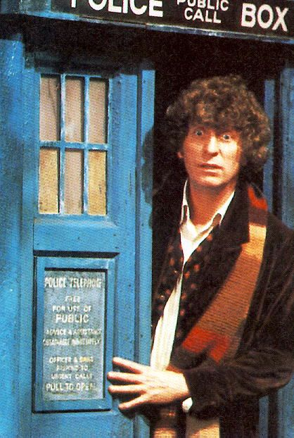 Tom Baker was Dr. Who when I watched it (wish it'd been Jon Pertwee though)