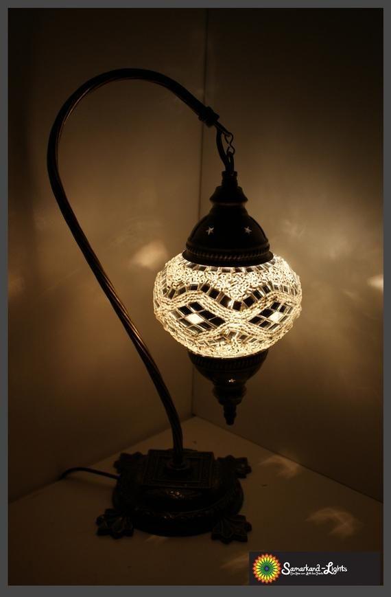 Mosaik Tischlampe M Orientalische Lampe Stehlampe Mosaiklampe Mosaik Lampen Samarkand Lights Silber Lamp Decor Home Decor