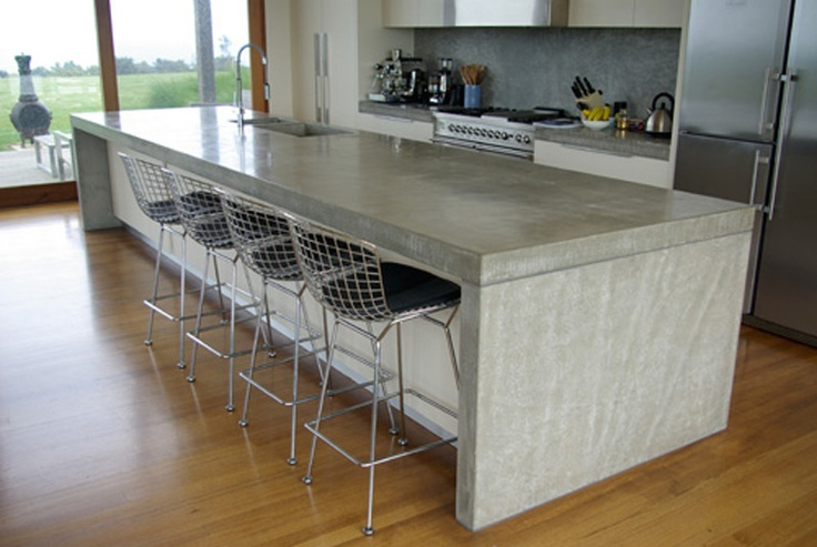 Kitchens | Aringo Polished Concrete