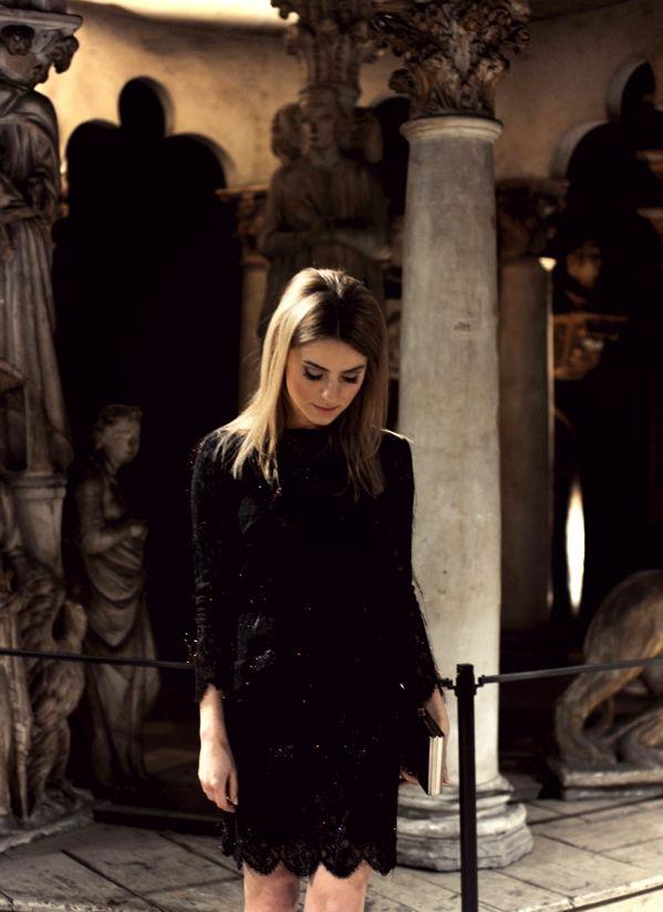 Paryski tydzień mody – H&M STUDIO & Gosia Baczyńska Fall/Winter 2014   Make Life Easier