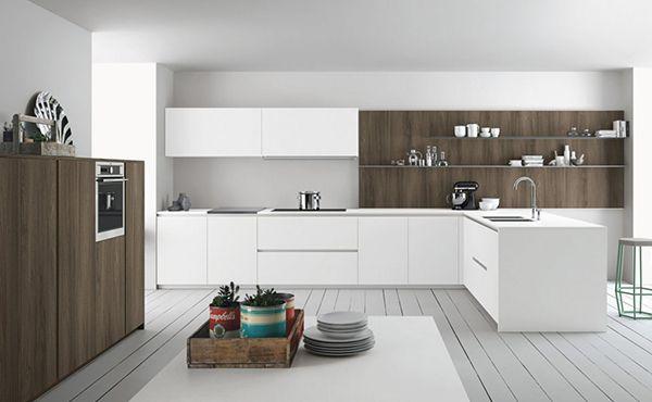 Kitchens :: Doimo Cucine :: Art Interijeri
