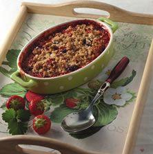 Το πιο απλό και εύκολο γλυκό με φράουλα. Ιδανικό για πρωινό, σνακ ή κολατσιό. Μπορείτε να αναμείξετε και φρέσκιες φράουλες με μαρμελάδα από κόκκινα φρούτα