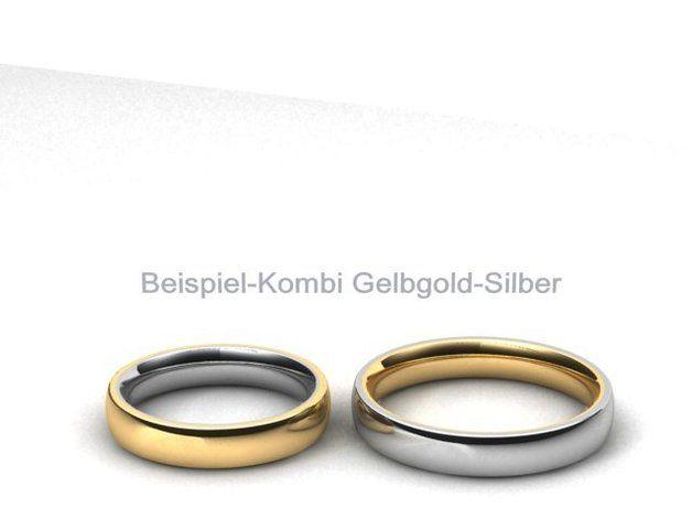 Schichtring Gold Silber Trauringe-Inside Outside -Hochzeitsringe *Philosophie* Beim  Nachsinnen über die tieferliegende  Symbolik von Trauung kam mir die Idee zu diesen Trau(m)-Ringen. Dabei...