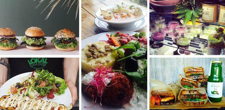 Najlepsze wegańskie miejsca w Warszawie #vegan #veganfood