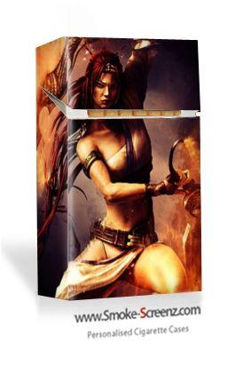 Cigarette case fantasy art cover from www.smoke-screenz.com