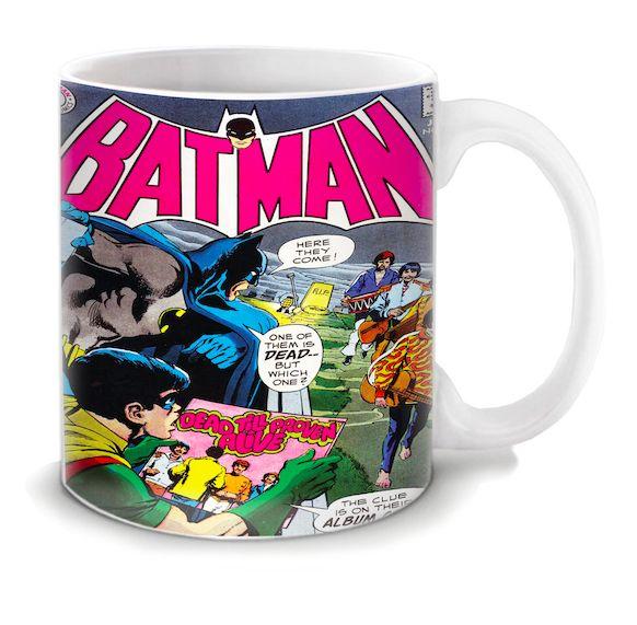Batman taza