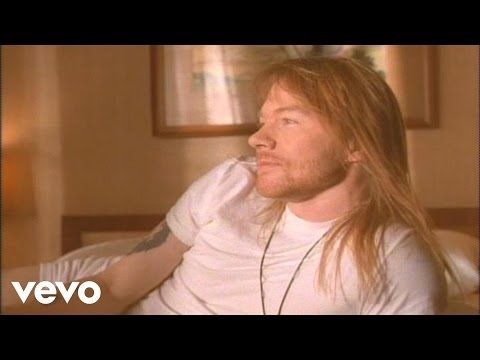 Guns N' Roses - Welcome To The Jungle - YouTube