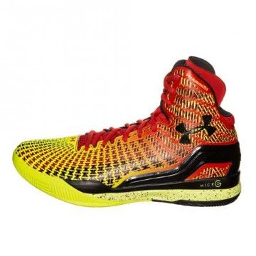 Chaussures Under Armour Clutchfit Drive Stephen Curry rouges