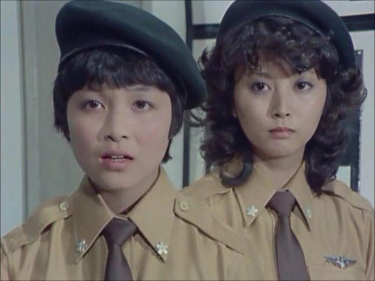 伊藤範子(日高のり子)さん16〜17才の時です。『バトルフィーバーJ』('79)に中原ケイコ役でレギュラー出演。初アフレコはアニメではなくて演技した自分だったのでした。 #aniaca