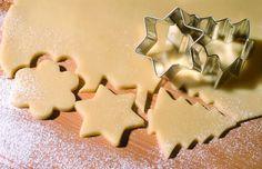 Omlós házi keksz Szilveszterre, tetszés szerint ízesíthető, ezért mindig más íze van!