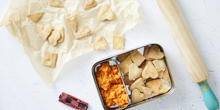 "These dippers are our version of the famous Arnott's ""shapes"". Whether you think they taste like savoury or cheddar – they are pretty darn delicious!"