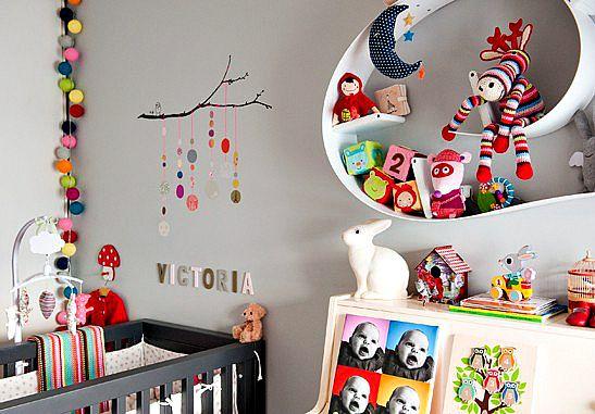 C mo decorar la habitaci n del beb sin gastar tanto for Como decorar una habitacion sin gastar dinero