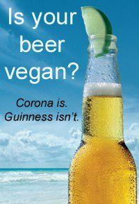 long list of vegan beers!  cheers! #MyVeganJournal